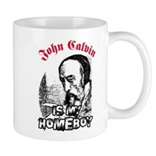 Calvin Homeboy Small Mug