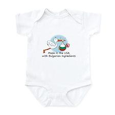 Stork Baby Bulgaria USA Infant Bodysuit