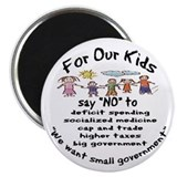 For our Kids 2.25&quot; Magnet (10 pack)