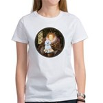 Queen / Maltese (B) Women's T-Shirt