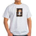 Queen / Maltese (B) Light T-Shirt