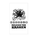 Kraken Cheat Code Decal