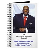 Kelvin Troy Johnson Motivation Journal