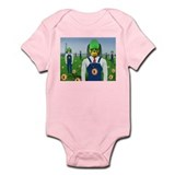 GM DEMON SEEDS, Infant Bodysuit