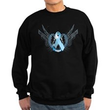 Awareness Tribal Light Blue Sweatshirt