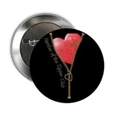 "Zipper Design 2 2.25"" Button (100 pack)"