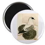 """Swallow Pigeon 2.25"""" Magnet (100 pack)"""