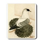 Swallow Pigeon Mousepad