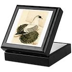 Swallow Pigeon Keepsake Box
