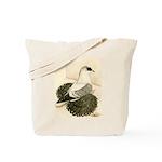 Swallow Pigeon Tote Bag