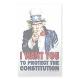 to Protect the Constitution Bumper Stickers