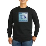 Unobtainium Long Sleeve Dark T-Shirt