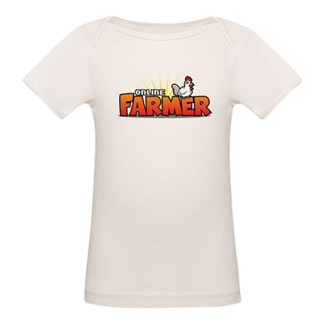 Online Farmer Organic Baby T-Shirt