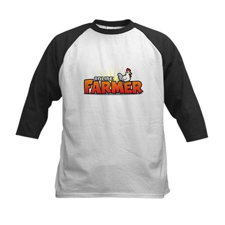 Online Farmer Kids Baseball Jersey
