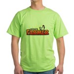 Online Farmer Green T-Shirt