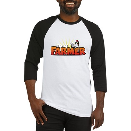Online Farmer Baseball Jersey