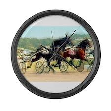 Harness horse racing trotter present gift idea Lar
