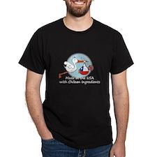 Stork Baby Chile USA T-Shirt