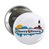"Cherry Grove - Fire Island 2.25"" Button"