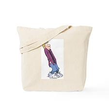 Eyeroll Jeremy Tote Bag