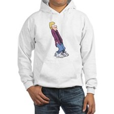 Eyeroll Jeremy Hooded Sweatshirt
