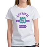 Cannabis 420 Women's T-Shirt