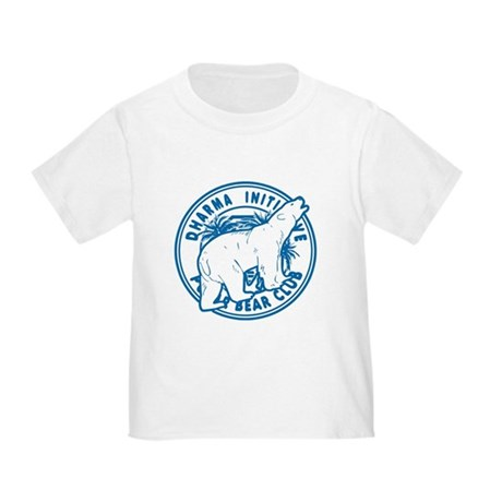 Polar Bear Club LOST Toddler T-Shirt