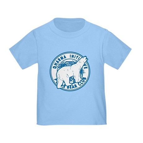 Polar Bear Club LOST Blue Toddler T-Shirt