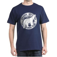 Polar Bear Club LOST Blue Dark T-Shirt