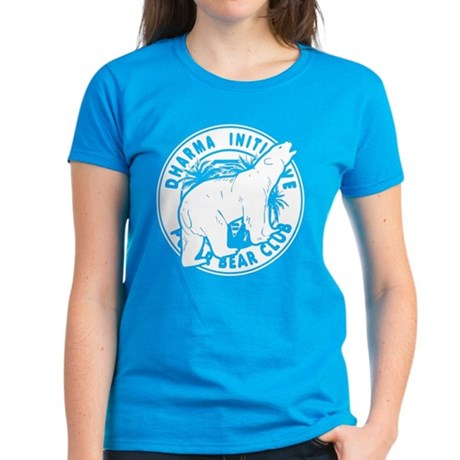 Polar Bear Club LOST Womens Dark T-Shirt