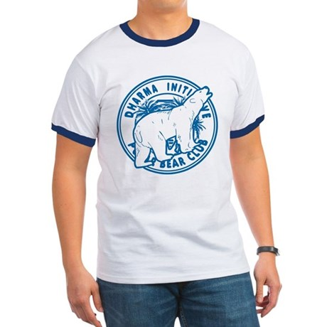 Polar Bear Club LOST Ringer T