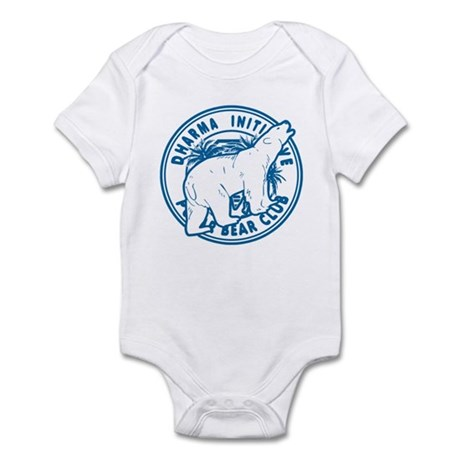Polar Bear Club LOST Infant Bodysuit