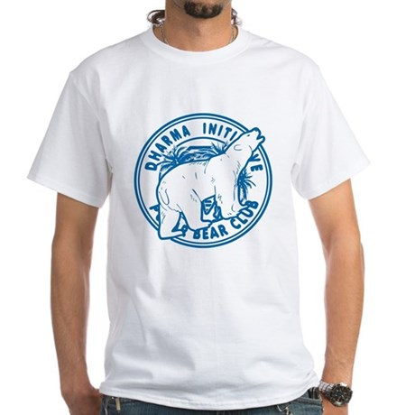 Polar Bear Club LOST White T-Shirt
