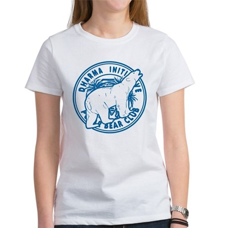 Polar Bear Club LOST Womens T-Shirt