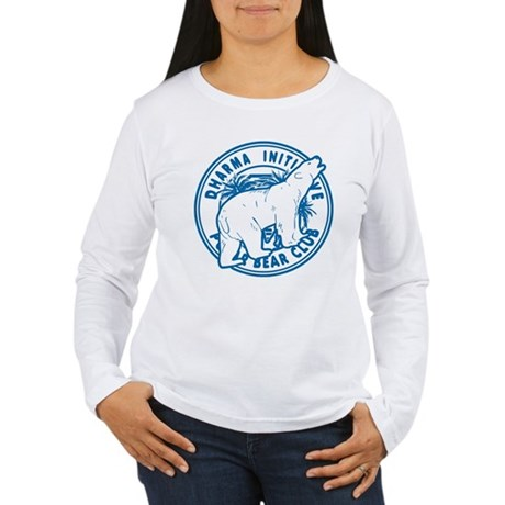 Polar Bear Club LOST Womens Long Sleeve T-Shirt