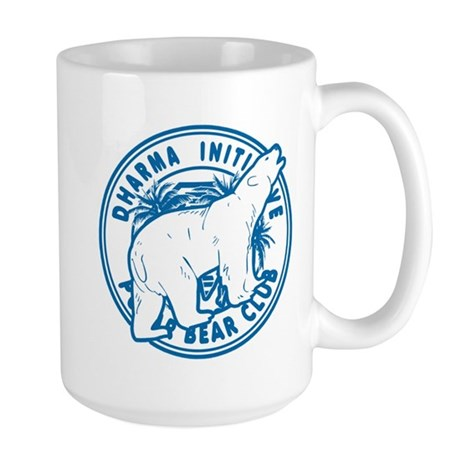 Polar Bear Club LOST Large Mug