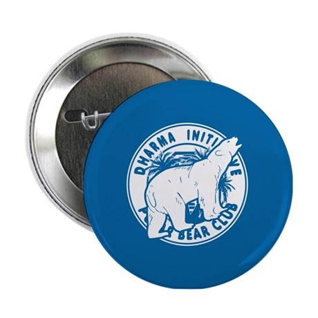 "Polar Bear Club LOST 2.25"" Button"