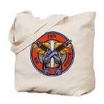 75th Air Police Tote Bag
