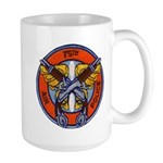 75th Air Police Large Mug