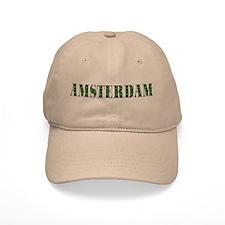 AMSTERDAM Baseball Cap