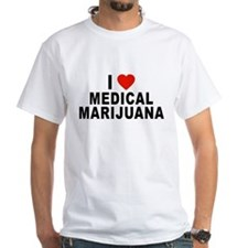 I Love Medical Marijuana Shirt