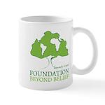 FBB logo final square Mugs