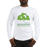 FBB logo final square Long Sleeve T-Shirt