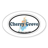 Cherry Grove - Seashells Design Decal