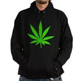 Marijuana Leaf Hoody