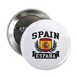 Spain Espana 2.25&quot; Button
