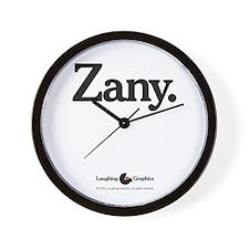 Zany Wall Clock