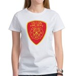 Fallon Fire Department Women's T-Shirt