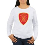 Fallon Fire Department Women's Long Sleeve T-Shirt