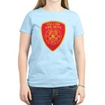 Fallon Fire Department Women's Light T-Shirt